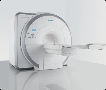 MRI (Magnetic Resonance Imaging:磁気共鳴画像診断装置)